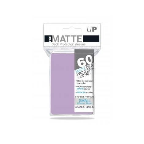 Ultra Pro - Matte Small 60 Sleeves Lilac (REM15263)