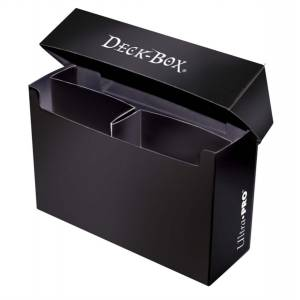 Ultra Pro - Oversized Black Deck Box