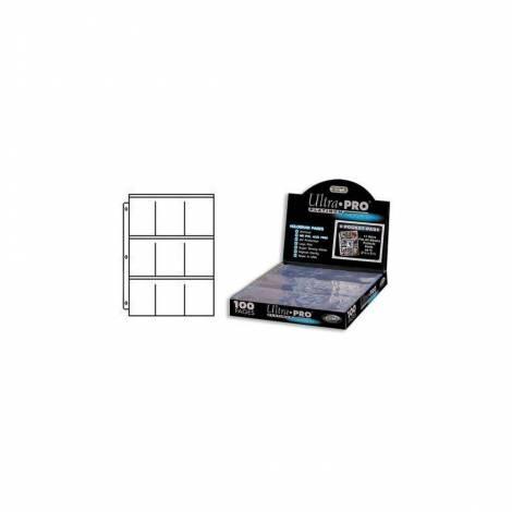 Ultra Pro PLATINUM PAGES  (REM83423)
