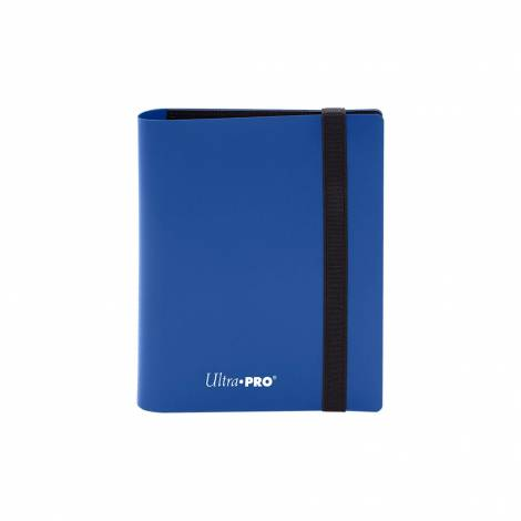 Ultra Pro - Pro Binder Holds 80 Cards Blue