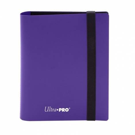 Ultra Pro - Pro Binder Holds 80 Cards Purple