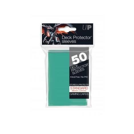 Ultra Pro - Standard 50 Sleeves Aqua  (REM15259)