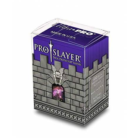 Ultra Pro Slayer Sleeves Standard Size - Purple 100ct