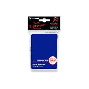 Ultra Pro - Standard 50 Sleeves Solid Blue