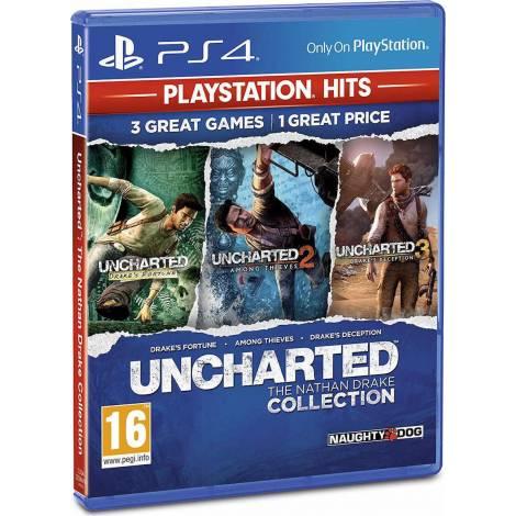 Uncharted: The Nathan Drake Collection (Με Ελληνικούς υπότιτλους) - PlayStation Hits (PS4)