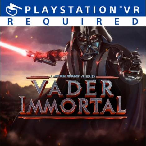 VADER IMMORTAL A STAR WARS VR SERIES (PS4)