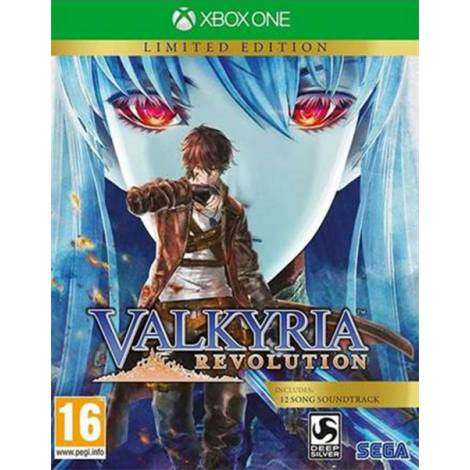 Valkyria Revolution Limited Edition (Xbox One)