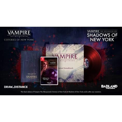 Vampire the Masquerade Collectors Edition (Nintendo Switch)
