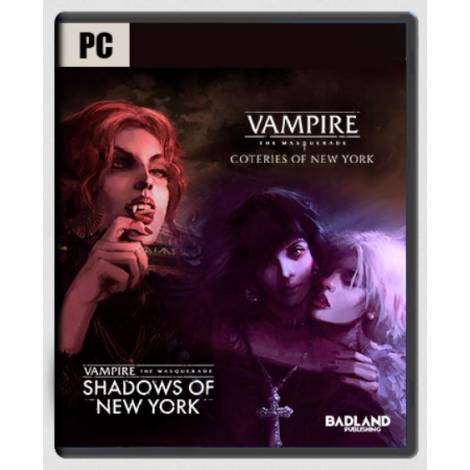 Vampire the Masquerade Collectors Edition (PC)