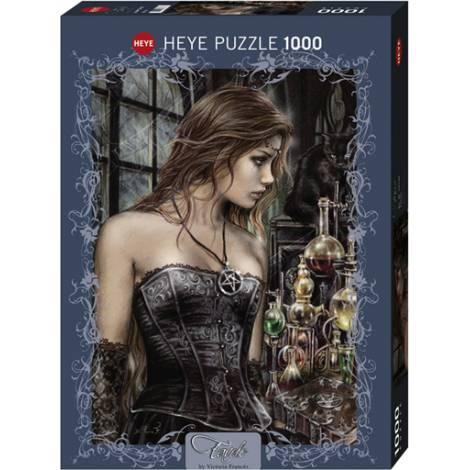 Victoria Frances: Favole Poison 1000pcs (29198) Heye