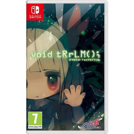 void tRrLM ; Void Terrarium (Nintendo Switch)