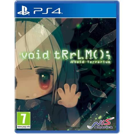 void tRrLM ; Void Terrarium (PS4)
