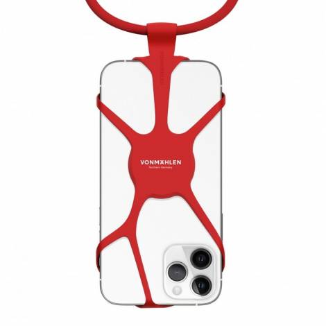 VONMAHLEN: INFINITY - universal phone strap (Red) (R100P0005)