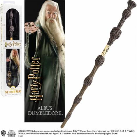 Wand PVC Dumbledore (Harry Potter) - Noble Collection #NN6322