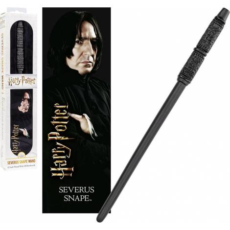 Wand PVC Severus Snape (Harry Potter) - Noble Collection #NN6323