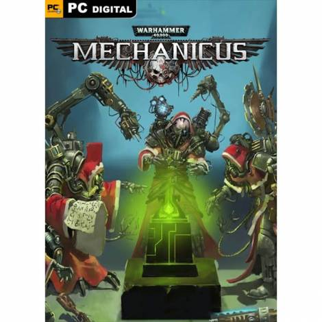 Warhammer 40, 000: Mechanicus (PC) (Cd Key Only)