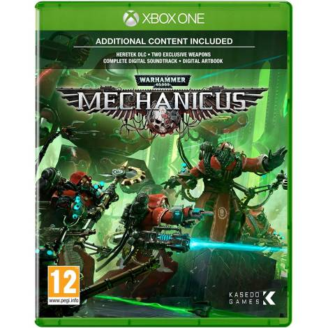 Warhammer 40, 000: Mechanicus (Xbox One)