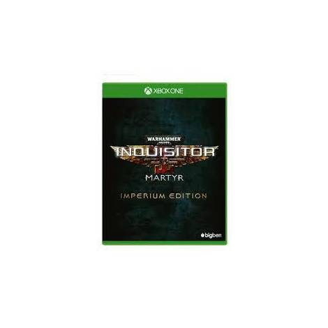 WARHAMMER 40,000 INQUISITOR MARTYR IMPERIUM EDITION (XBOX ONE)