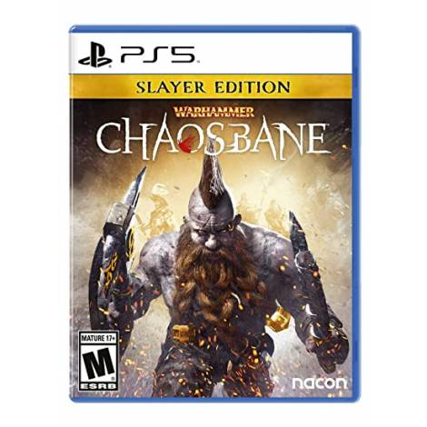 Warhammer : Chaosbane - Slayer Edition (PS5)
