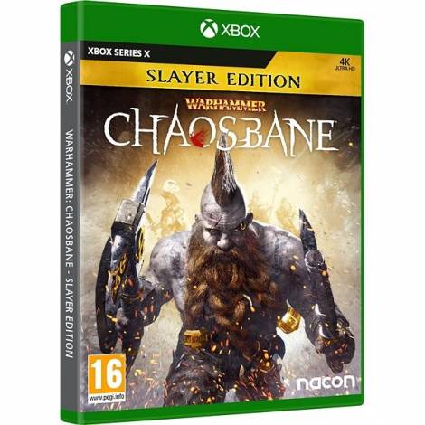 Warhammer : Chaosbane - Slayer Edition (Xbox Series X)