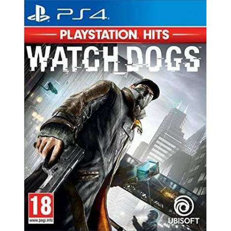 Watch Dogs - Hits (PS4)