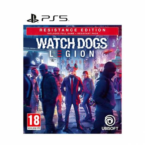 Watch Dogs : Legion - Resistance Edition (PS5)
