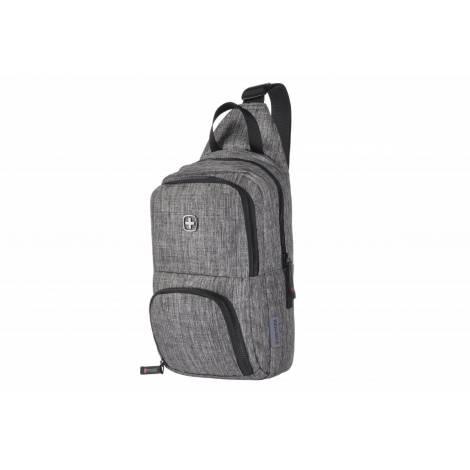 Wenger Cross Body Lifestyle Bag Grey 8l (605029)