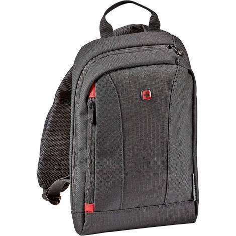 Wenger, Monosling Shoulder Bag, Black ( R ) (604606)