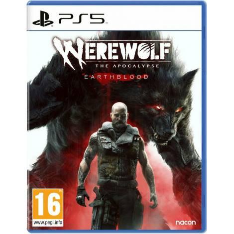Werewolf : The Apocalypse Earthblood (PS5)