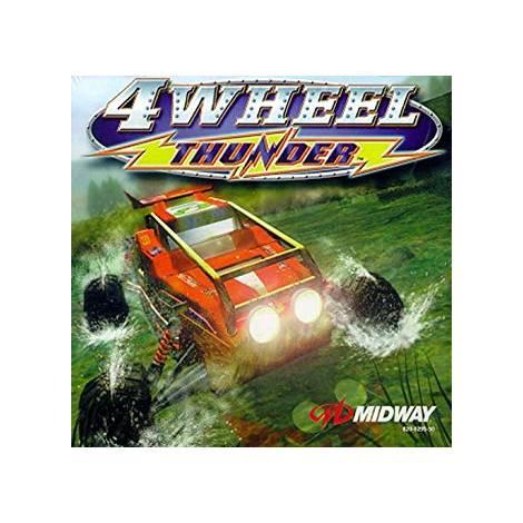 Wheel Thunder (CD Μονο)  (Dreamcast)
