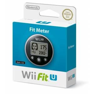 Wii Fit U Meter - Black (Wii U)