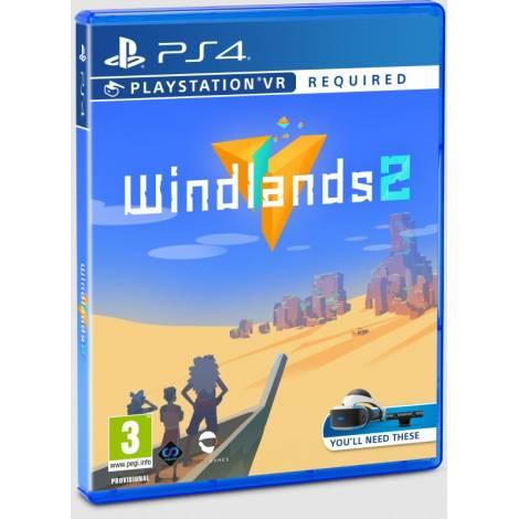 Windlands 2 (PS4)