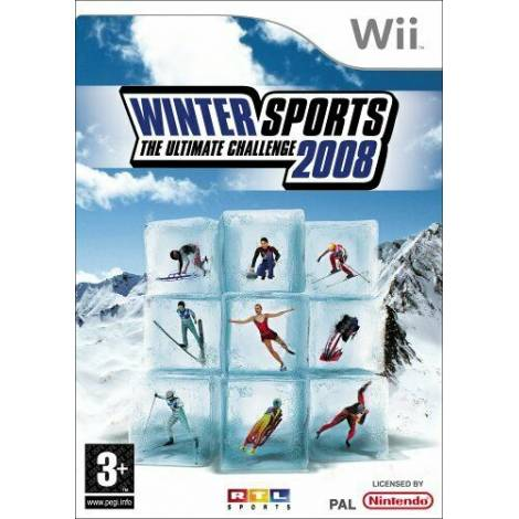 Winter Sports - The Ultimate Challenge 2008 (NINTENDO WII)