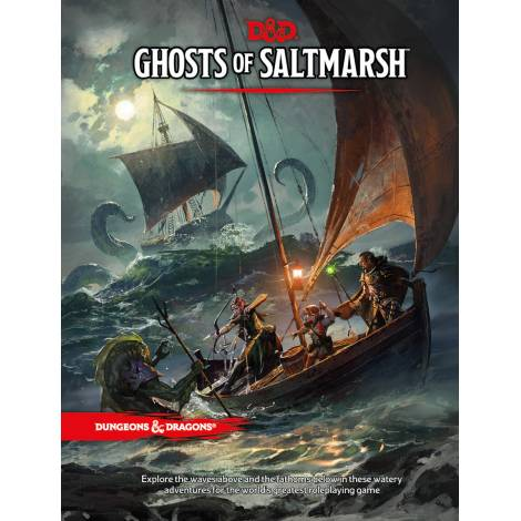 Wizards of the Coast Dungeons & Dragons: Ghosts of Saltmarsh Guide