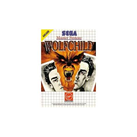 Wolfchild (SEGA MASTER SYSTEM)