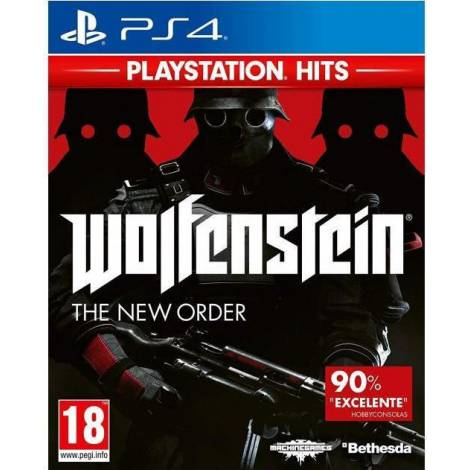 Wolfenstein: The New Order - PlayStation Hits (PS4)