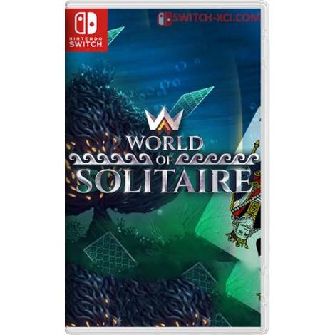 World of Solitaire (Code in a Box) (EU) (Nintendo Switch)