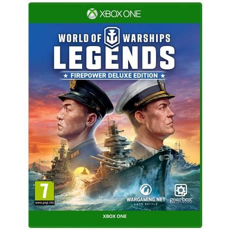 World Of Warships: Legend (Xbox One)