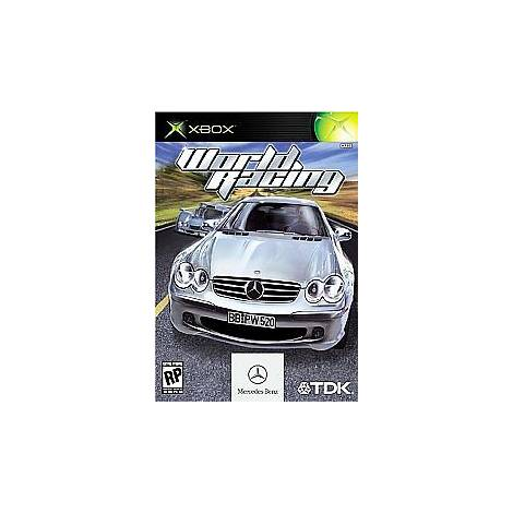 World Racing (XBOX) (CD Μονο)