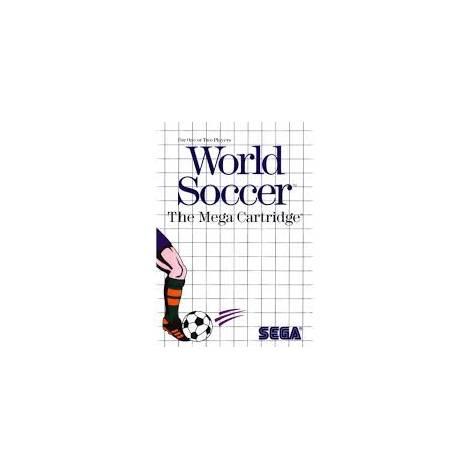 World Soccer - χωρίς κουτάκι (SEGA MASTER SYSTEM)
