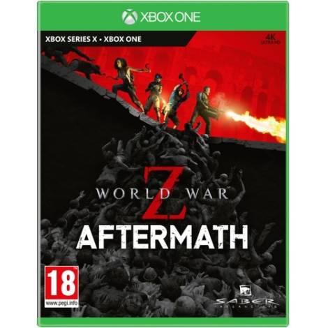 World War Z: Aftermath (Standard Edition) (με pre-order bonus) (Xbox One/Series X)