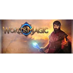 Worlds of Magic - Steam CD Key (Κωδικός μόνο) (PC)