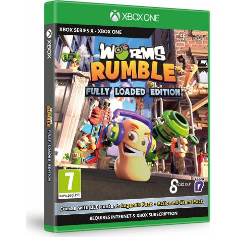 Worms Rumble (XBOX ONE, XBOX SERIES X)