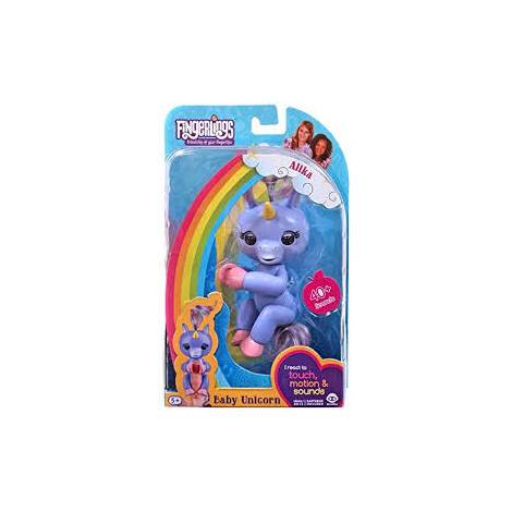 WOWWEE Fingerlings Unicorn Alika Purple (3709)
