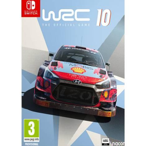 WRC 10 (Nintendo Switch)