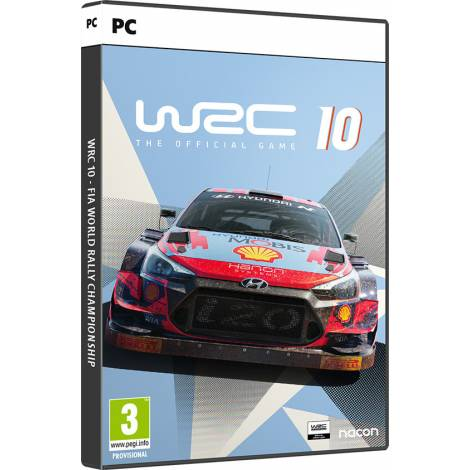WRC 10 (PC)