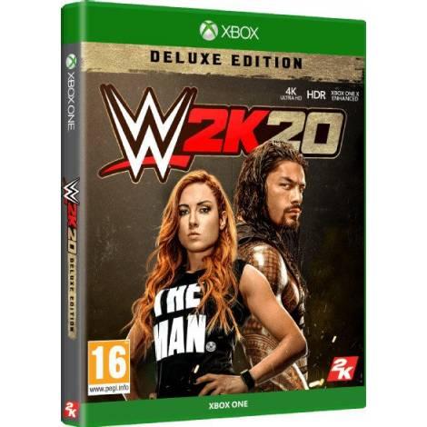 WWE 2K20 (Deluxe Edition) (Xbox One) (Pre-Order Bonus)