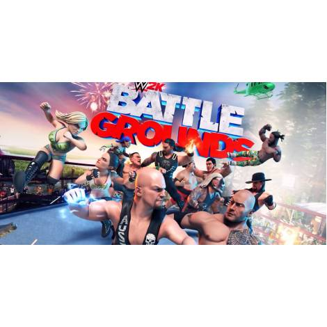 WWE 2K21 Battlegrounds - Digital Deluxe (Steam Cd-Key) (κωδικός μόνο) (PC)