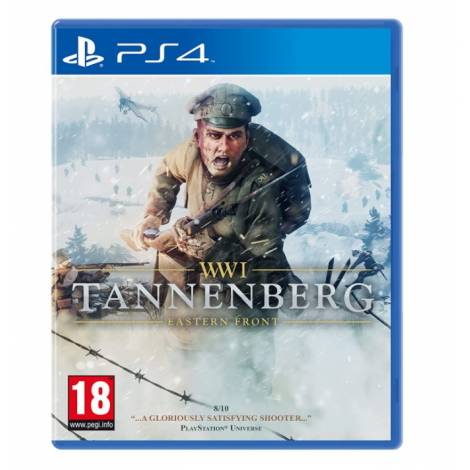 WWI - Tannenberg - Eastern Front (PS4)