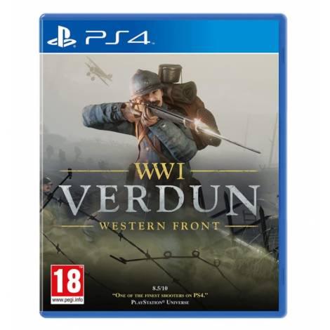 WWI - Verdun - Western Front (PS4)